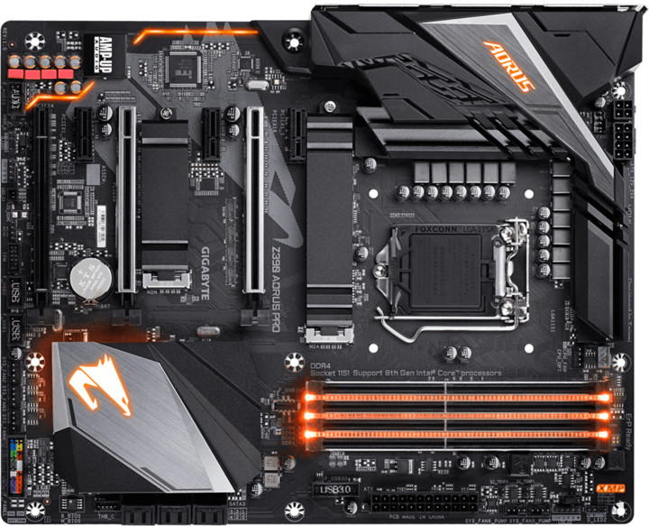 GIGABYTE Z390 AORUS PRO - Intel Z390