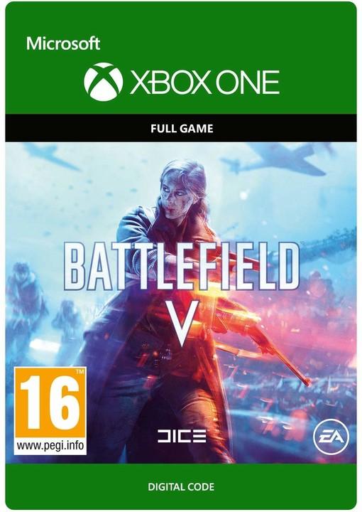 Battlefield V (Xbox ONE) - elektronicky