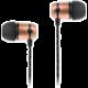 SoundMAGIC E50, černo-zlatá