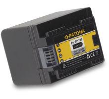 Patona baterie pro Canon BP-727 2400mAh Li-Ion - PT1174