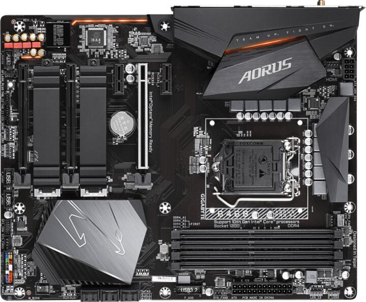 GIGABYTE B460 AORUS PRO AC - Intel B460