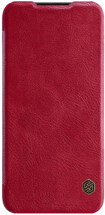 Nillkin Qin Book pouzdro pro Xiaomi Redmi Note 7, červená