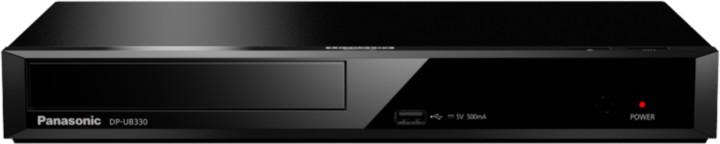 Panasonic DP-UB330EGK, černá