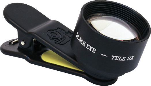 Black Eye Tele 3X