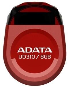 ADATA UD310 8GB, červená