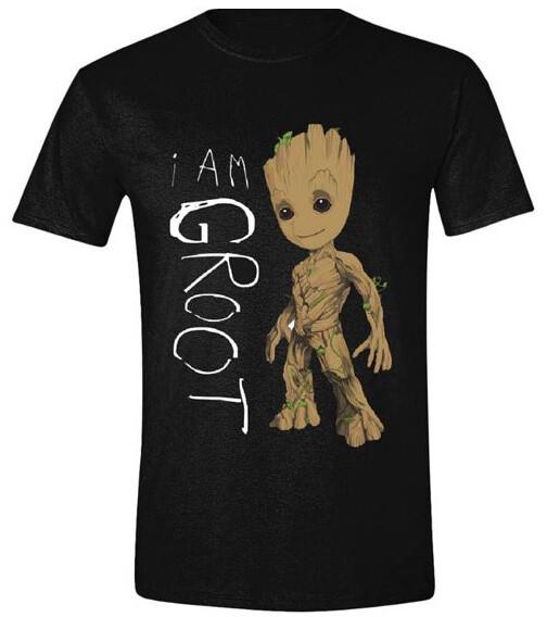 Tričko Guardians Of The Galaxy 2 - I Am Groot (XXL)