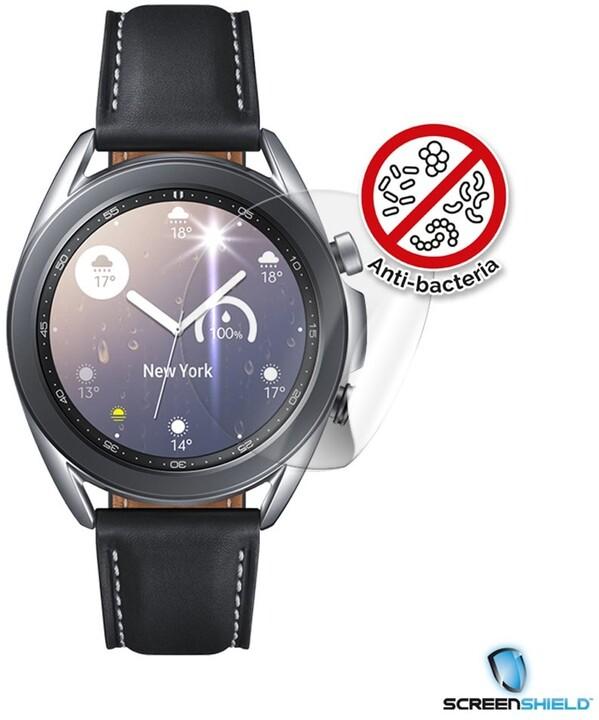 Screenshield fólie na displej Anti-Bacteria pro Samsung Galaxy Watch 3, (41mm)