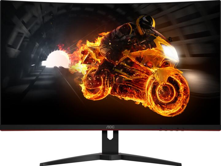 """AOC CQ32G1 - LED monitor 31,5"""""""