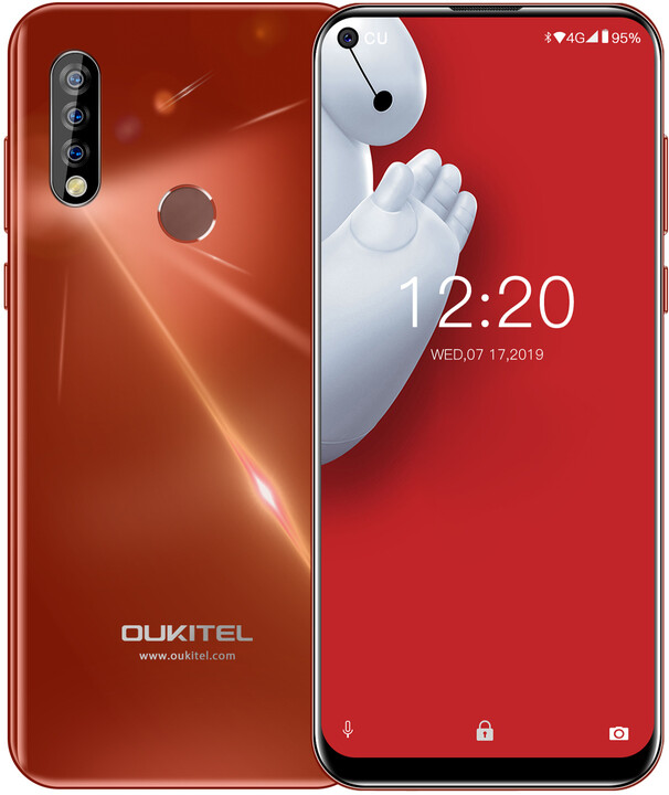 OUKITEL C17 Pro, 4GB/64GB, Sunrise Orange