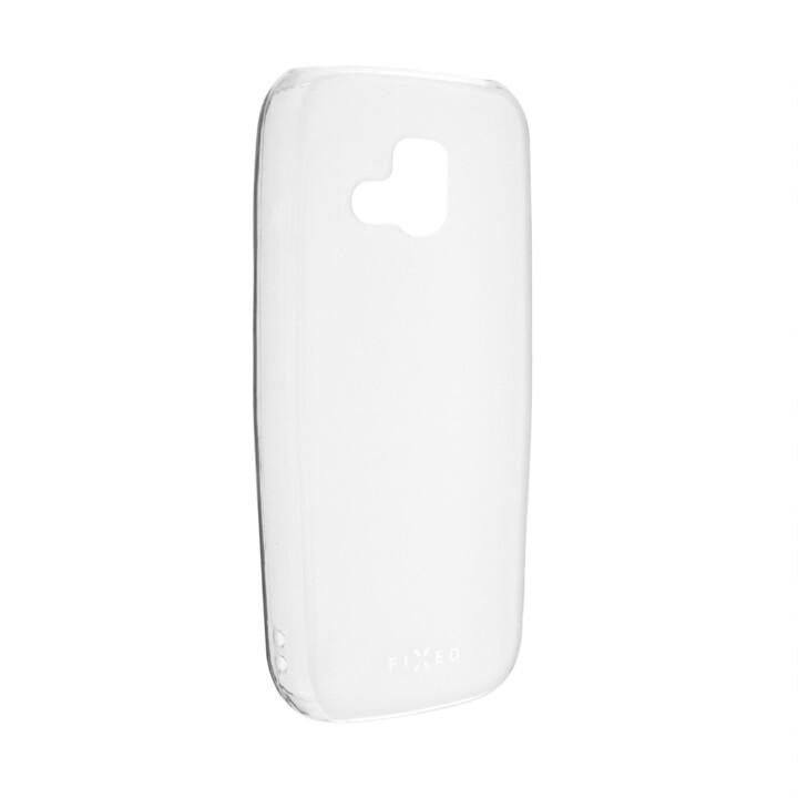 FIXED TPU gelové pouzdro pro Nokia 220, matná