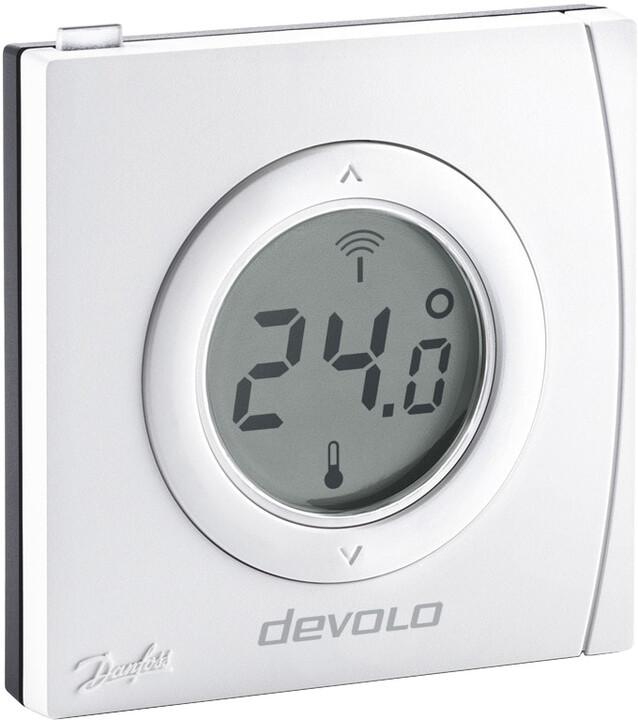 Devolo Home Control pokojový termostat