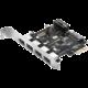 Evolveo 4x USB 3.2 Gen 1 PCIe