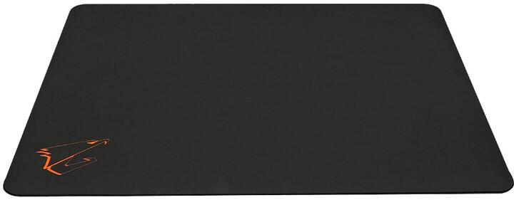 GIGABYTE AORUS AMP500, černá