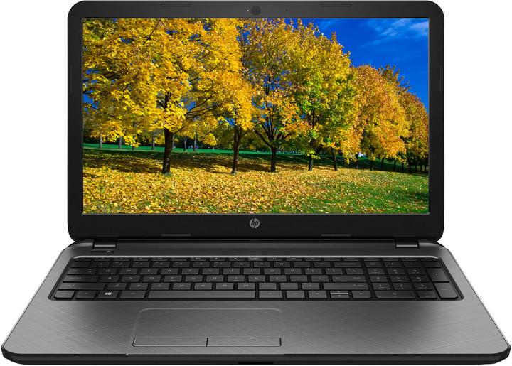 HP 15 (15-r261nc), šedostříbrná