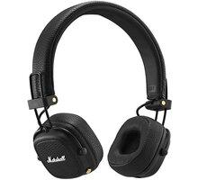 Marshall Major III Bluetooth Voice, černá O2 TV Sport Pack na 3 měsíce (max. 1x na objednávku)