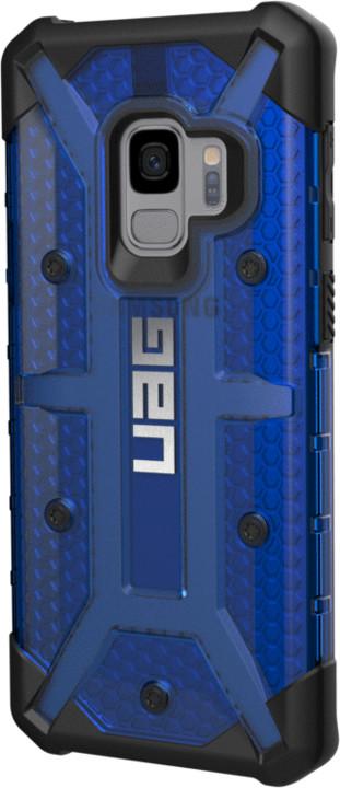 UAG plasma case Cobalt, blue - Galaxy S9