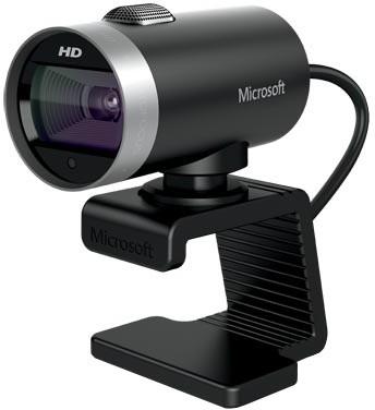 Microsoft LifeCam Cinema, černá