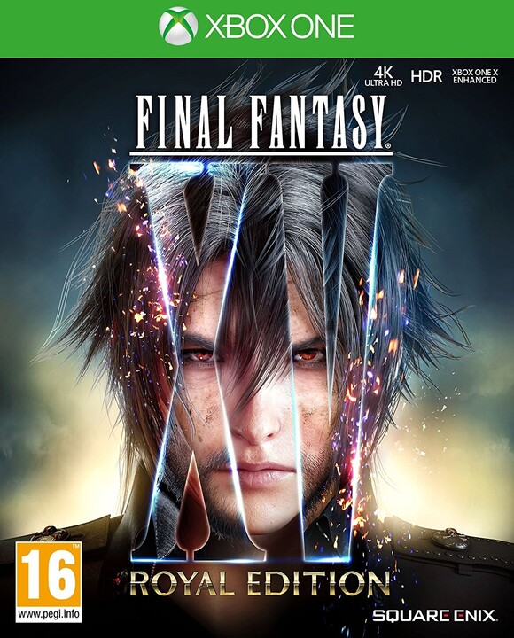 Final Fantasy XV - Royal Edition (Xbox ONE)