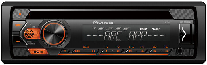 Pioneer MVH-S120UBA