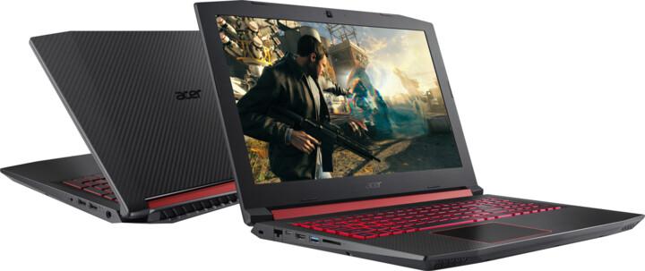 Acer Nitro 5 (AN515-52-70GN), černá