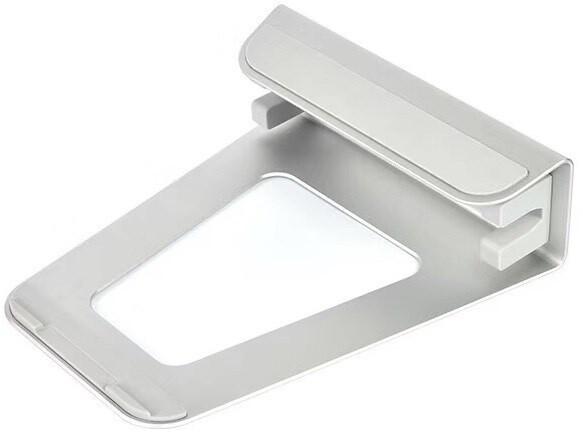 COTEetCI držák pro notebook, hliník, stříbrná