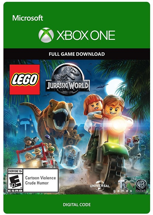 LEGO Jurassic World (Xbox ONE) - elektronicky