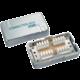 Solarix Spojovací box CAT6 STP 8p8c LSA+/Krone KRJS45-VEB6