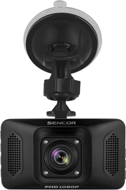 Sencor SCR 4200, kamera do auta