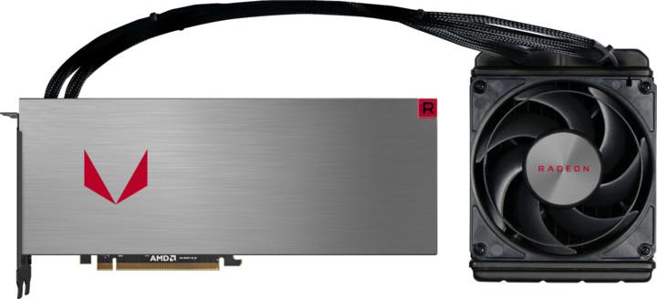 MSI Radeon RX VEGA 64 WAVE 8G, 8GB HBM2