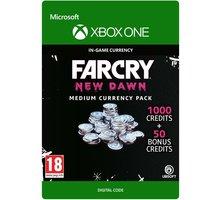 Far Cry New Dawn - Medium Credit Pack (Xbox ONE) - elektronicky - KZP-00024