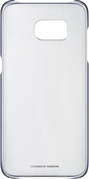 Samsung EF-QG935CB Clear Cover Galaxy S7e, Black