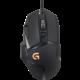 Logitech G502 Proteus Spectrum  + Podložka CZC G-Vision Dark v ceně 200kč