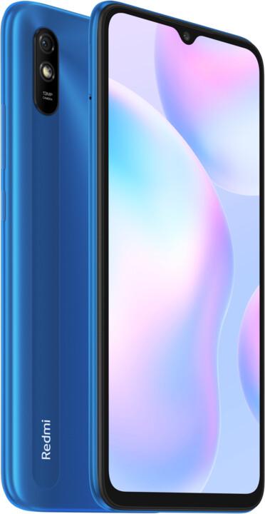 Xiaomi Redmi 9A, 2GB/32GB, Sky Blue