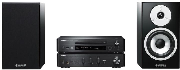 Yamaha MCR-N870D, MusicCast, černá