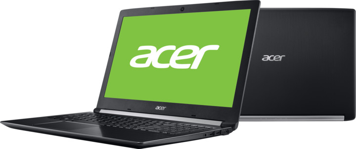 Acer Aspire 5 (A515-41G-125M), černá