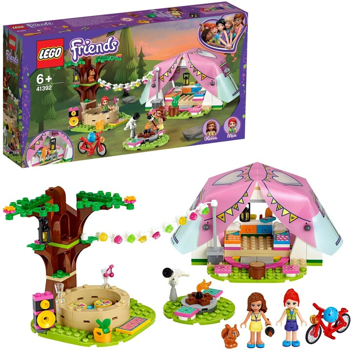 LEGO® Friends 41392 Luxusní kempování v přírodě
