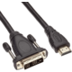 PremiumCord HDMI A - DVI-D M/M - 3m