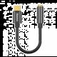 BASEUS adaptér USB-C - 3.5mm Jack, černá