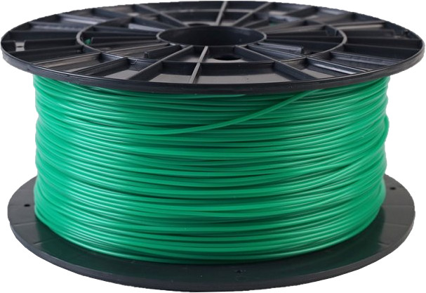 Plasty Mladeč tisková struna (filament), PLA, 1,75mm, 1kg, zelená