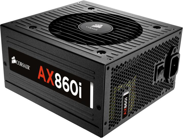 Corsair AX860i, 860W