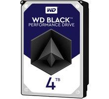 "WD Black (FZBX), 3,5"" - 4TB  + 100Kč slevový kód na LEGO (kombinovatelný, max. 1ks/objednávku)"
