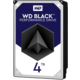 WD Black (FZBX) - 4TB  + Voucher až na 3 měsíce HBO GO jako dárek (max 1 ks na objednávku)