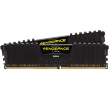 Corsair Vengeance LPX Black 16GB (2x8GB) DDR4 3000 CL16 CL 16 - CMK16GX4M2D3000C16