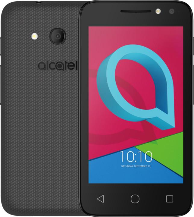 ALCATEL U3 4049D, černá