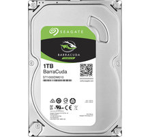 "Seagate BarraCuda, 3,5"" - 1TB"