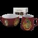 Snídaňový set Harry Potter - Erby kolejí