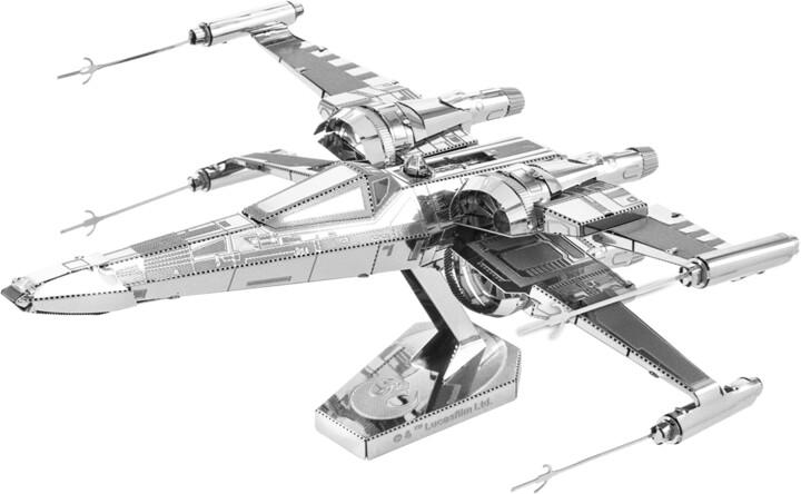Metal Earth Star Wars - Episode VII Poe Damerons X-Wing Fighter