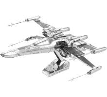 Metal Earth Star Wars - Episode VII Poe Damerons X-Wing Fighter - 032309012699