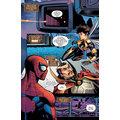 Komiks Avengers: Na pokraji války říší, 4.díl, Marvel