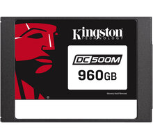 "Kingston Flash Enterprise DC500M, 2.5"" - 960GB (Mixed-Use) - SEDC500M/960G"